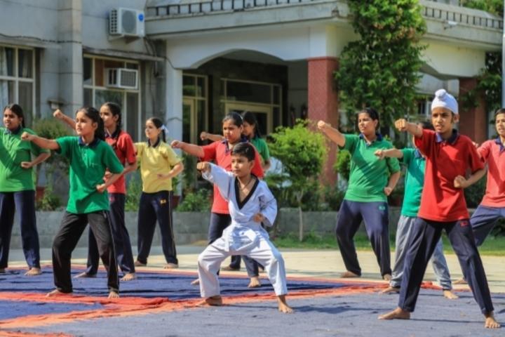Kaintal School-Karate