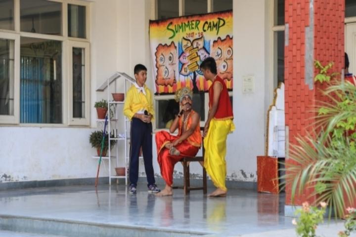 Kaintal School-Skit
