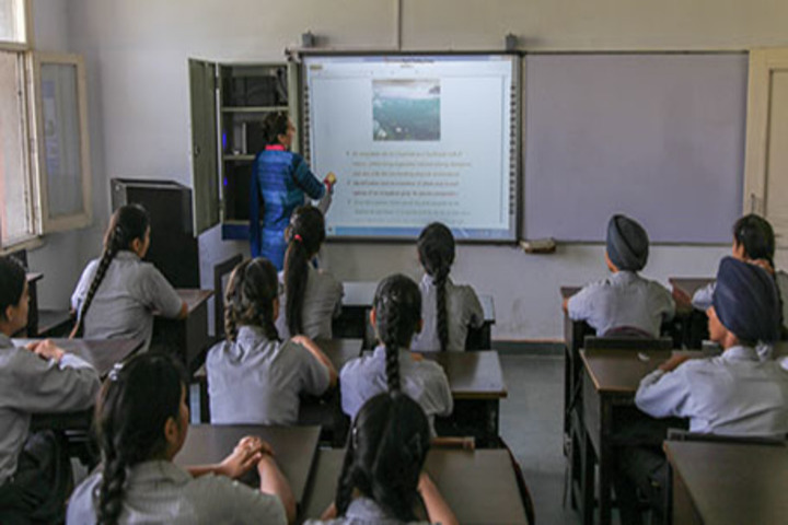 Kaintal School-Smart Class