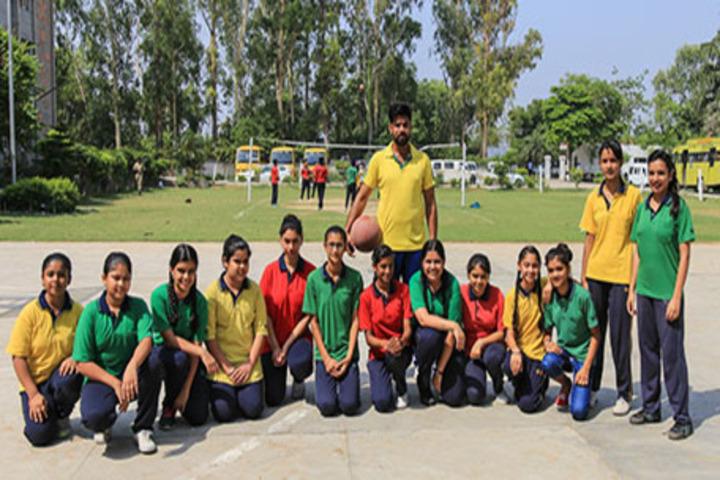 Kaintal School-Sports
