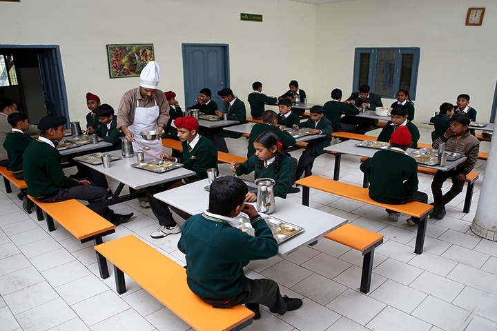 Punjab International Public School-Cafeteria