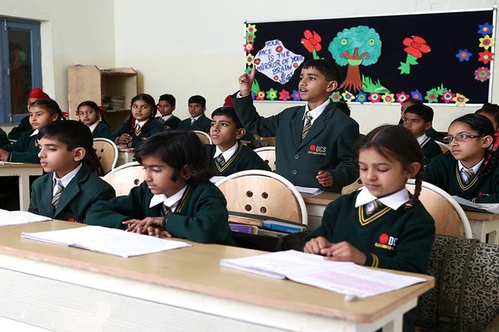 Punjab International Public School-Classroom