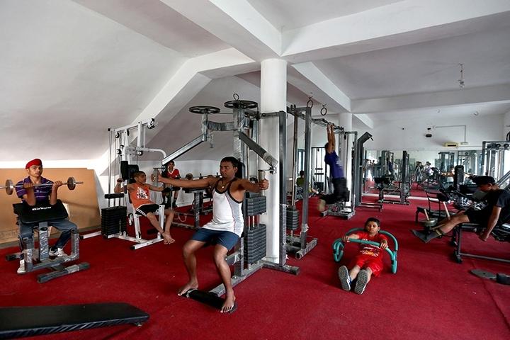 Punjab International Public School-Gym