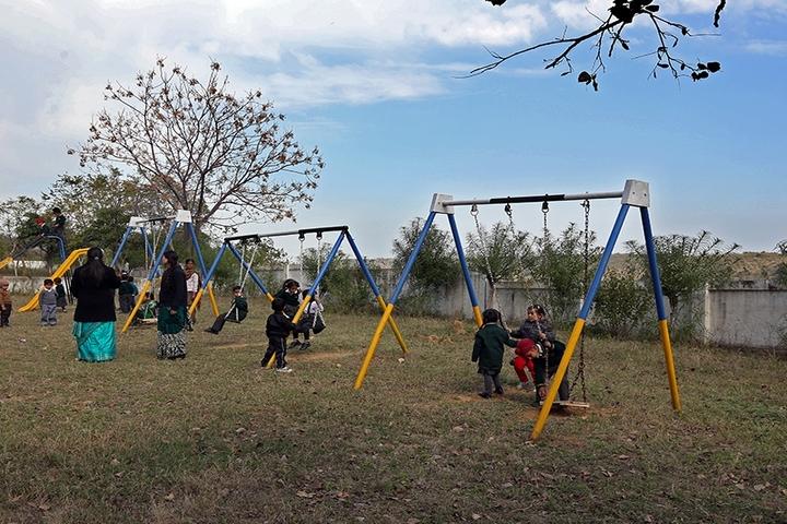 Punjab International Public School-Kids Play Area