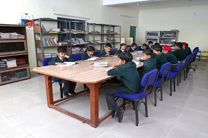 Punjab International Public School-Library