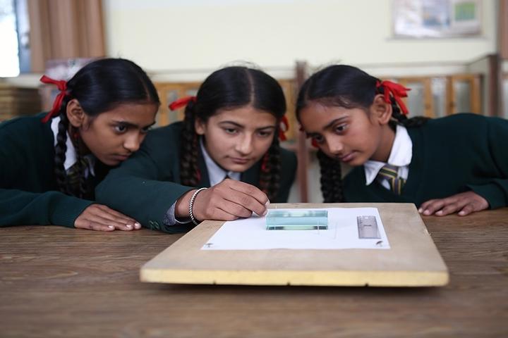 Punjab International Public School-Physics Lab