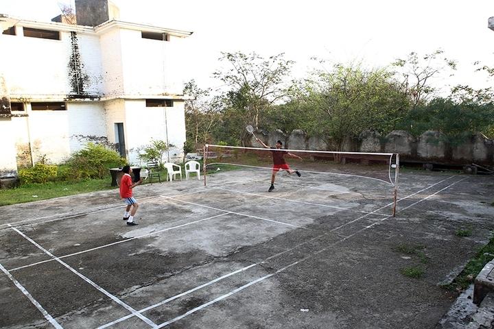 Punjab International Public School-Play Area