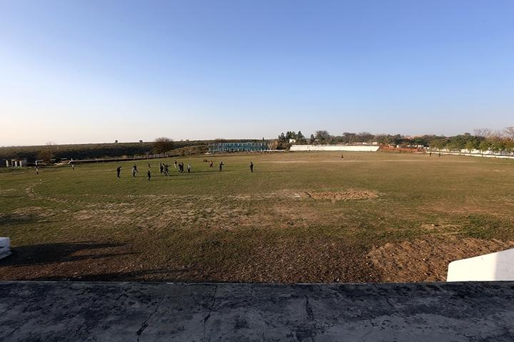 Punjab International Public School-Playground
