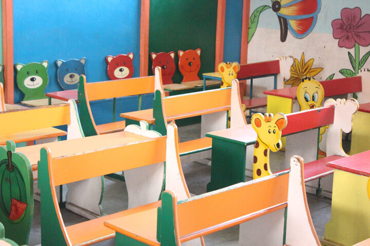 Mount Carmel School-Kids Classroom
