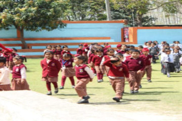 Mount Carmel School-Kids
