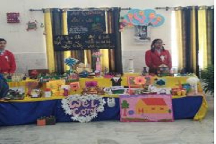 Sacred Heart Convent School-Art and Craft