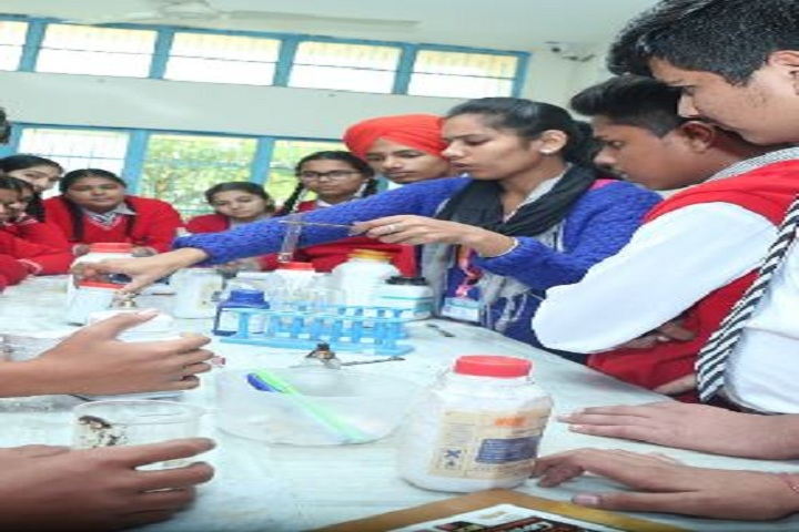 Sacred Heart Convent School-Chemistry Lab