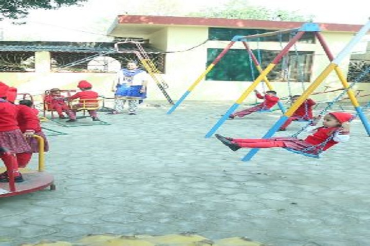 Sacred Heart Convent School-KG Play Ground