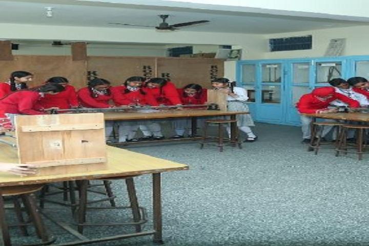 Sacred Heart Convent School-Physics Lab