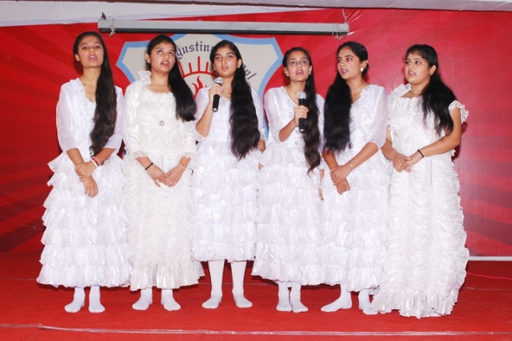 St Augustine School-Singing