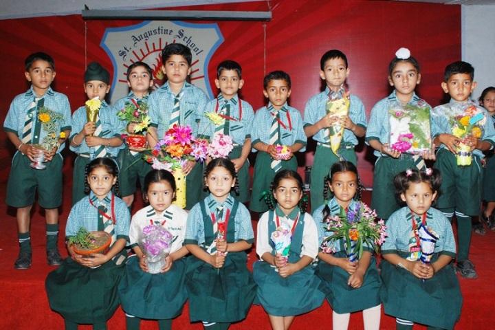 St Augustine School-Teachers Day