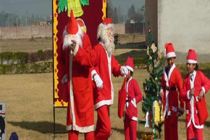 British International School-Christmas Celebration