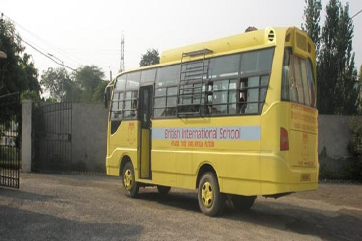 British International School-Transport