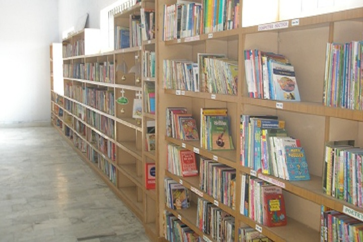 British International School-Library