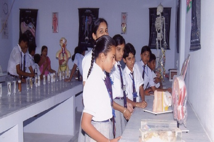 British International School-Science Lab