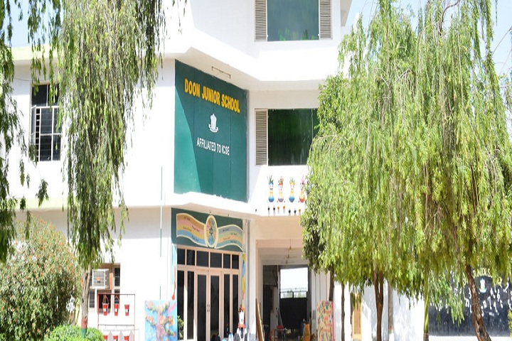 Doon Junior School-Campus