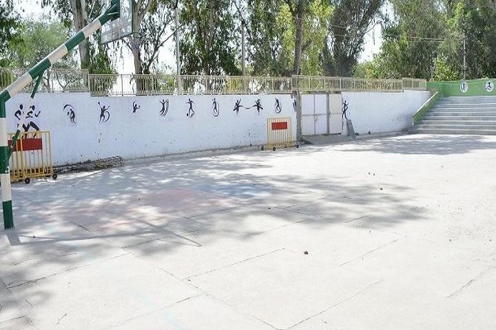 Doon Junior School-Basketball Court