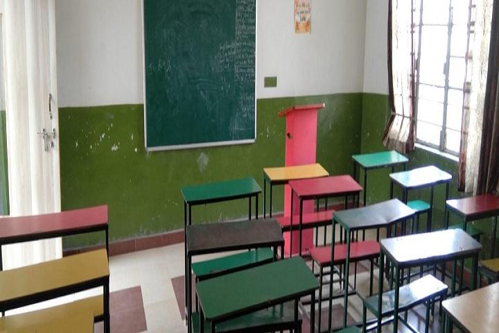 Doon Junior School-Classroom