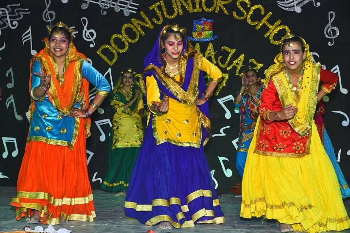 Doon Junior School-Dance