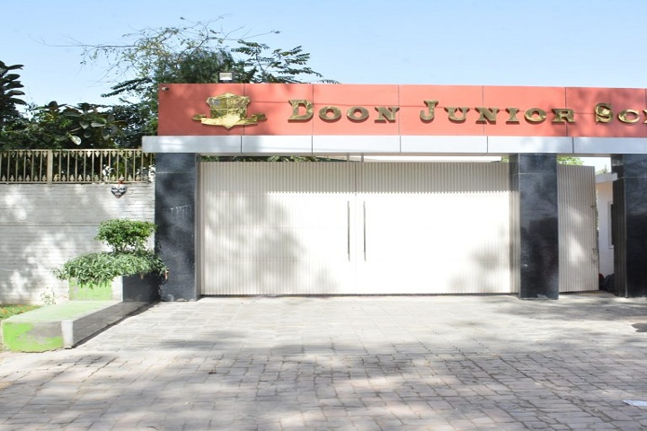 Doon Junior School-School Entrance
