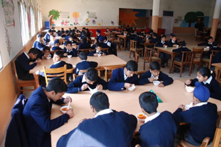 Indian Heritage School-Dining Hall