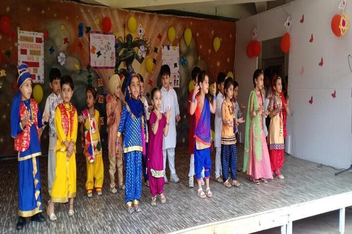 Indian Heritage School-Fancy Dress