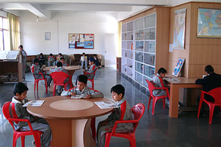 Indian Heritage School-Library