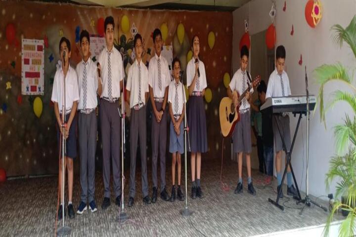 Indian Heritage School-Music