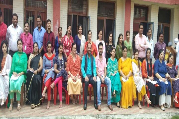 Indian Heritage School-Teachers