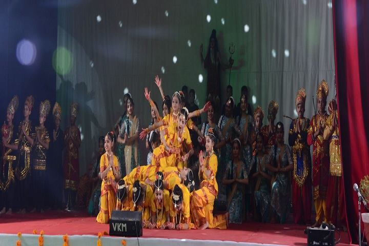 Indian Heritage School-Annual day
