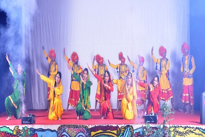 Indian Heritage School-Dance