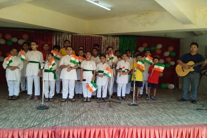 Indian Heritage School-Independance day Celebration