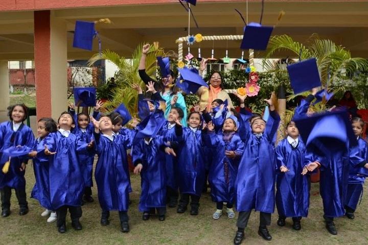 Indian Heritage School-KG Graduation day