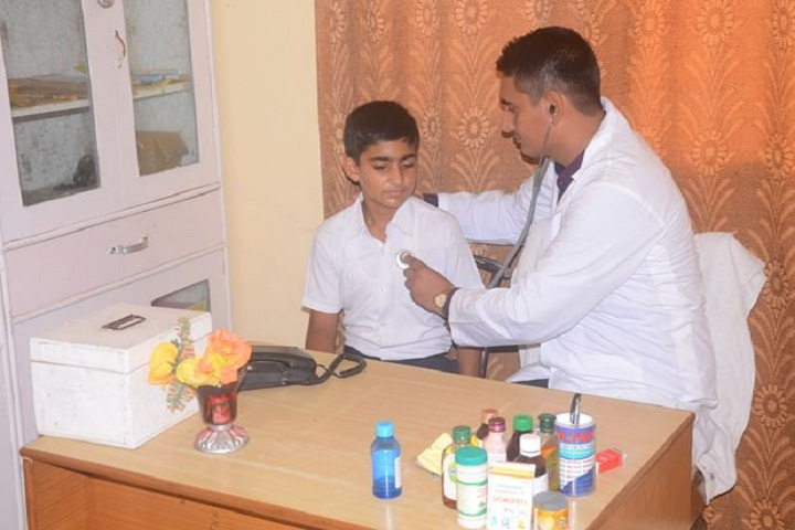 Indian Heritage School-Medical Check up