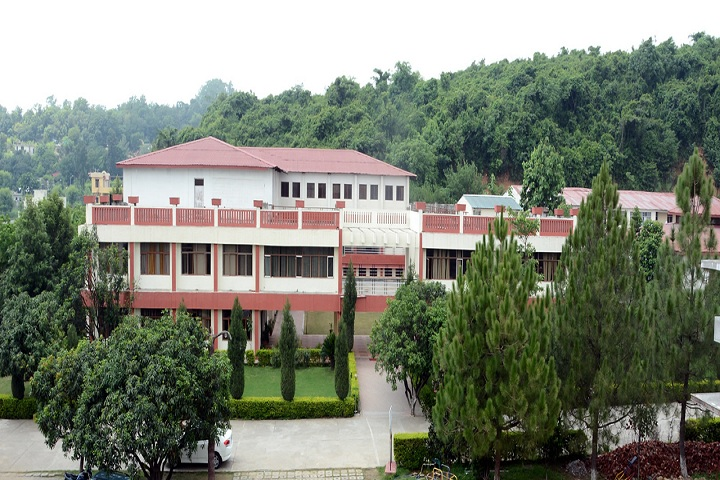 Indian Heritage School-Campus View