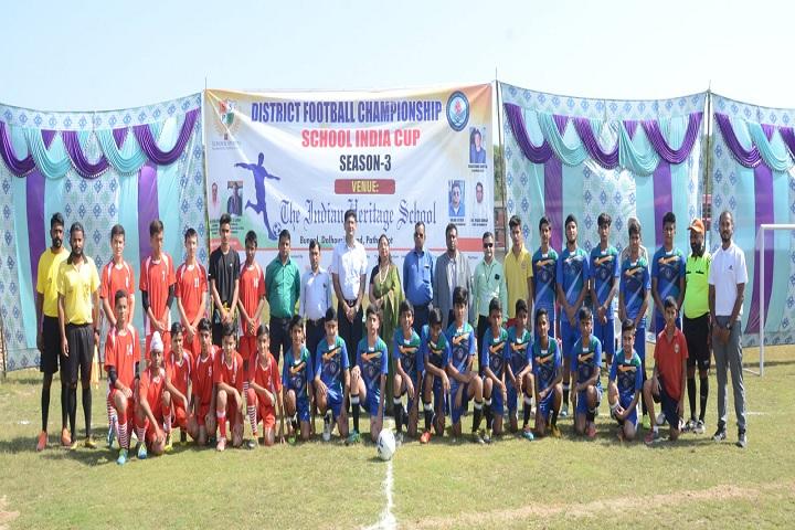 Indian Heritage School-Sports Team
