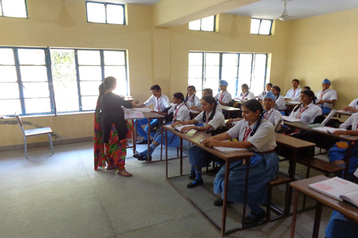 Christ The King Convent School-Classroom