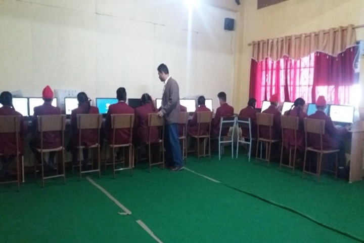 Christ The King Convent School-Computer Lab
