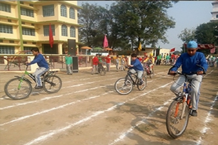 Christ The King Convent School-Cycle Competition
