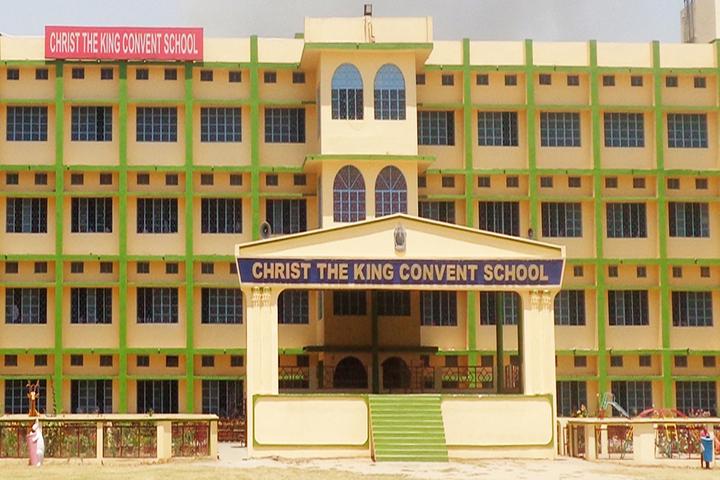 Christ The King Convent School-School Building