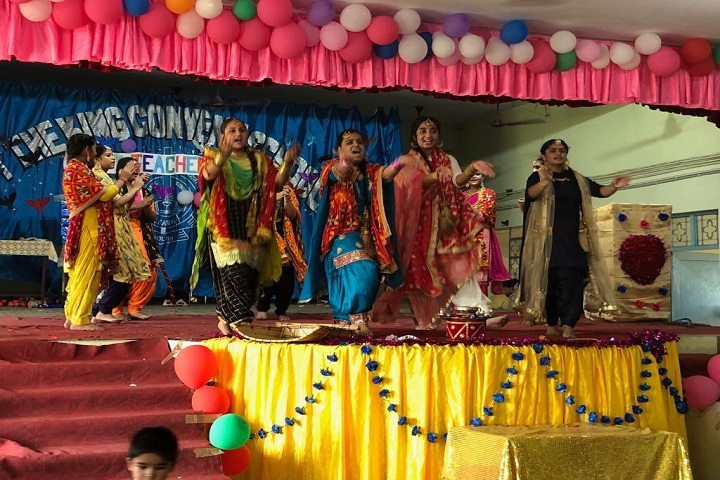 Christ The King Convent School-Dance