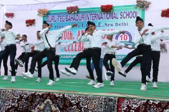 Guru Teg Bahadur International School-Dance