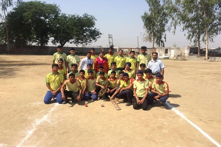 Guru Teg Bahadur International School-Sports Team