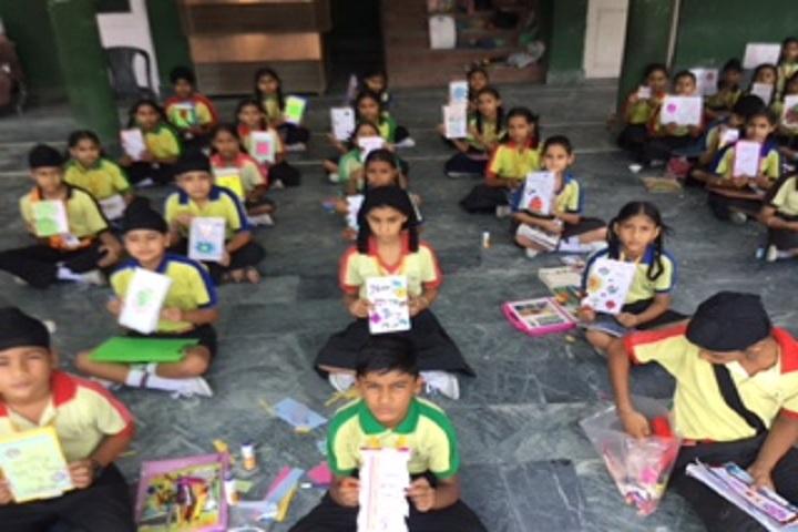 Guru Teg Bahadur International School-Drawing Competition