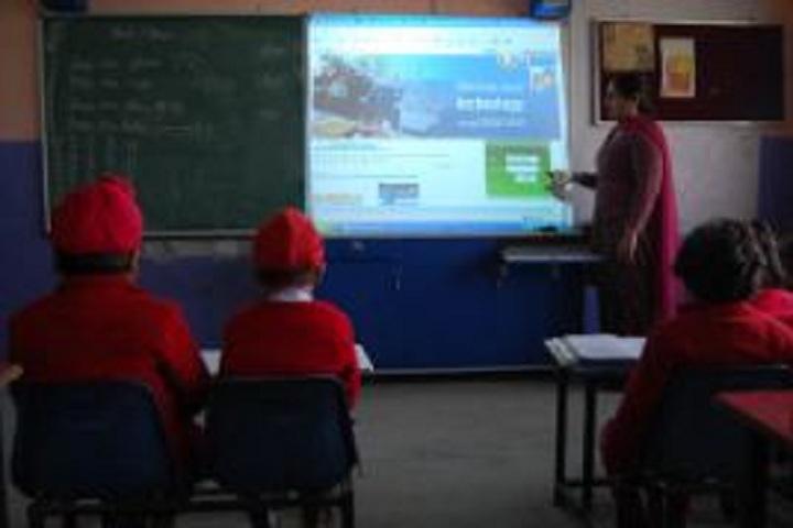 Guru Teg Bahadur International School-Smart Class